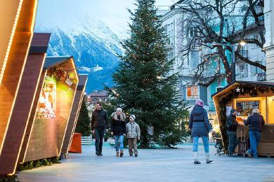 Autumn and winter holidays at Merano